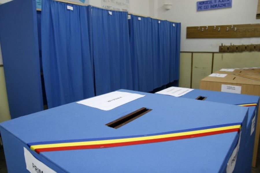Anunt sectii de votare