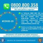 Stiri si informatii coronavirus