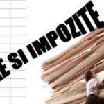 COMUNICAT conturi IBAN pentru plata taxelor și impozitelor locale prin virament bancar
