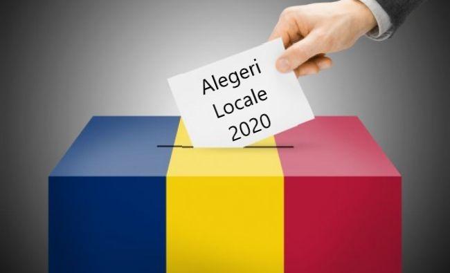ANUNȚ SECȚII DE VOTARE ALEGERI LOCALE 2020