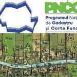 ANUNȚ – PROGRAMUL NAȚIONAL DE CADASTRU ȘI CARTE FUNCIARĂ (PNCCF)
